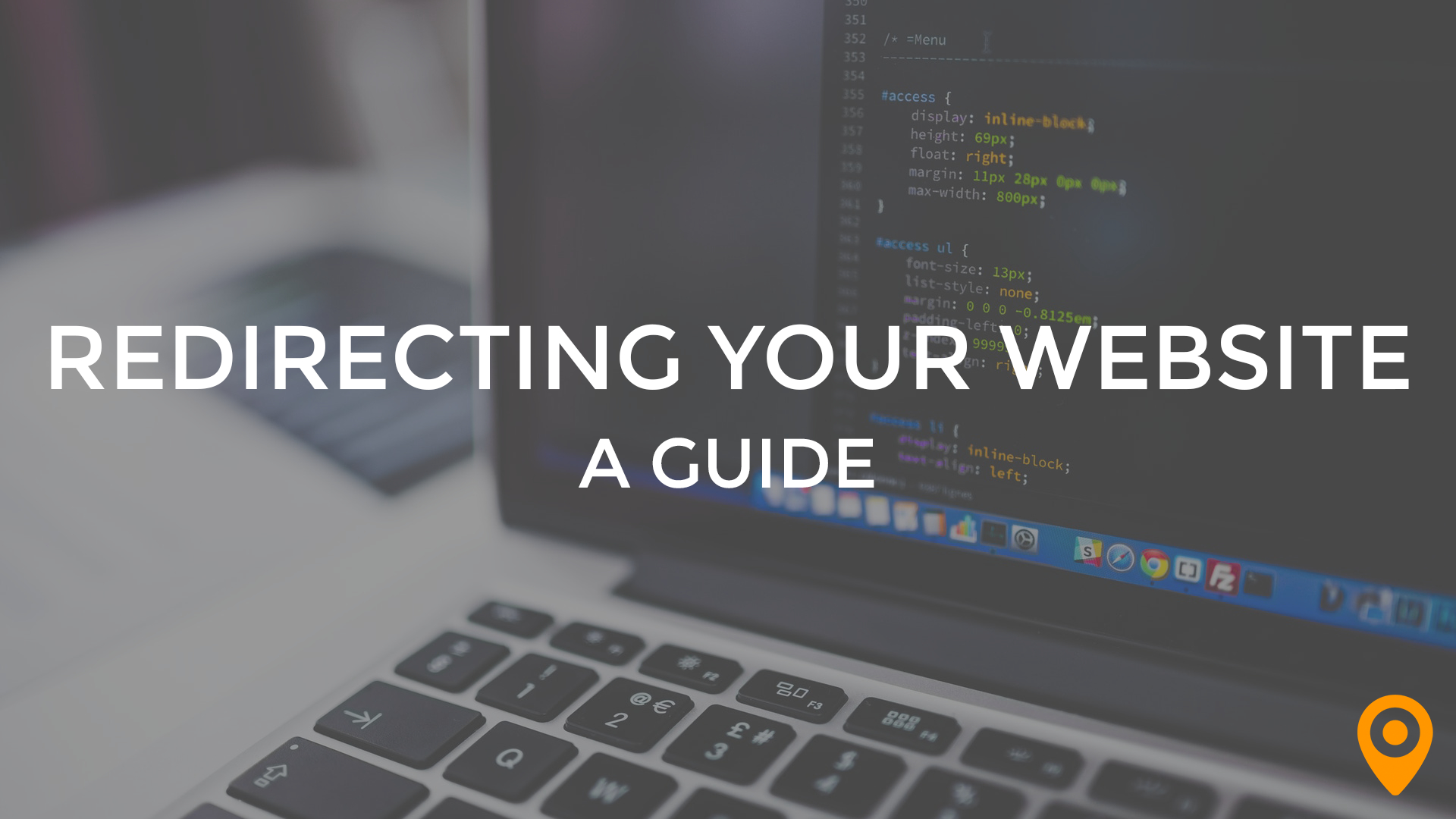 Redirecting Your Website