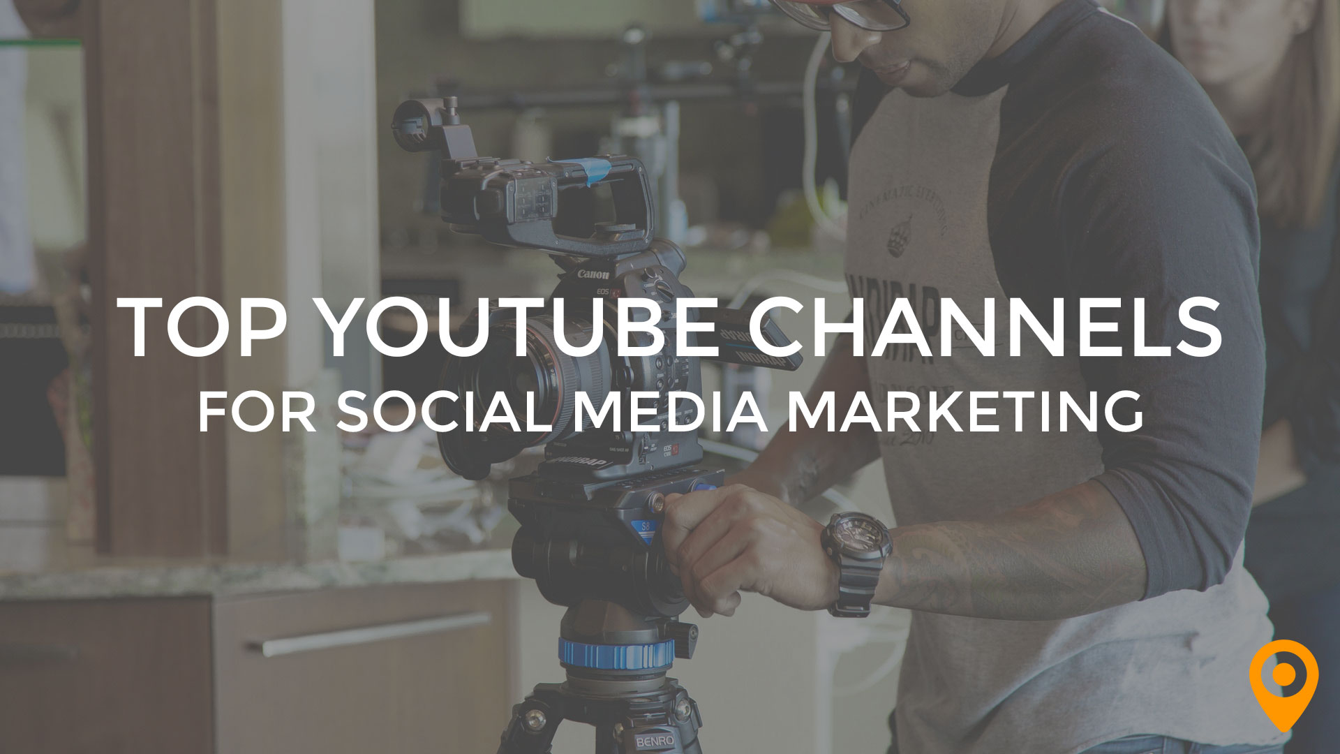 Top 25 Social Media Marketing Youtube Channels