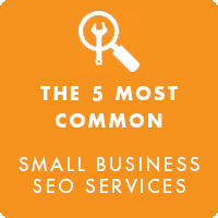 The 5 Most Common Types of SEO Services for Small Businesses | UpCity