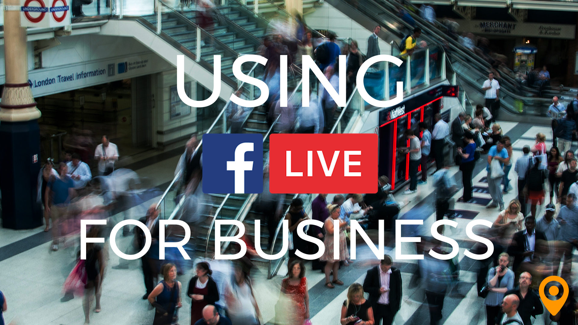 Using Facebook Live for Business