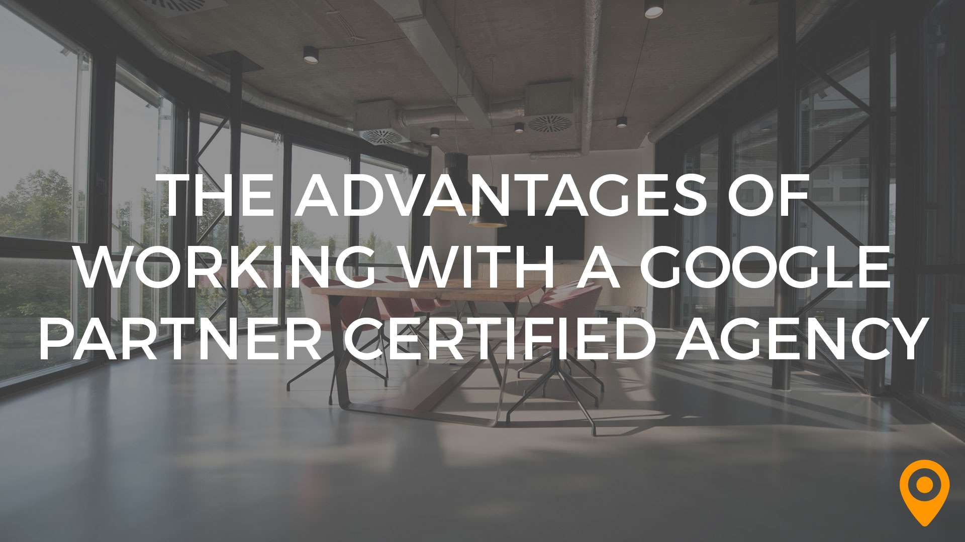 Google Certified Partner Agency Banner