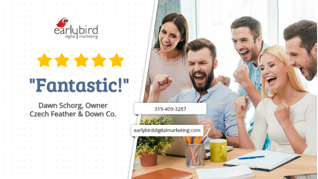 review ad on site