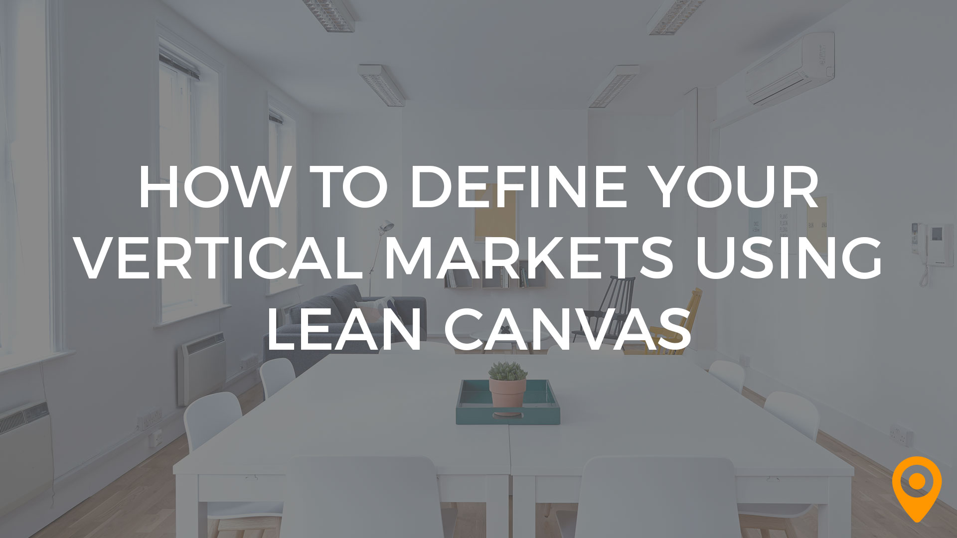 Lean Canvas Banner