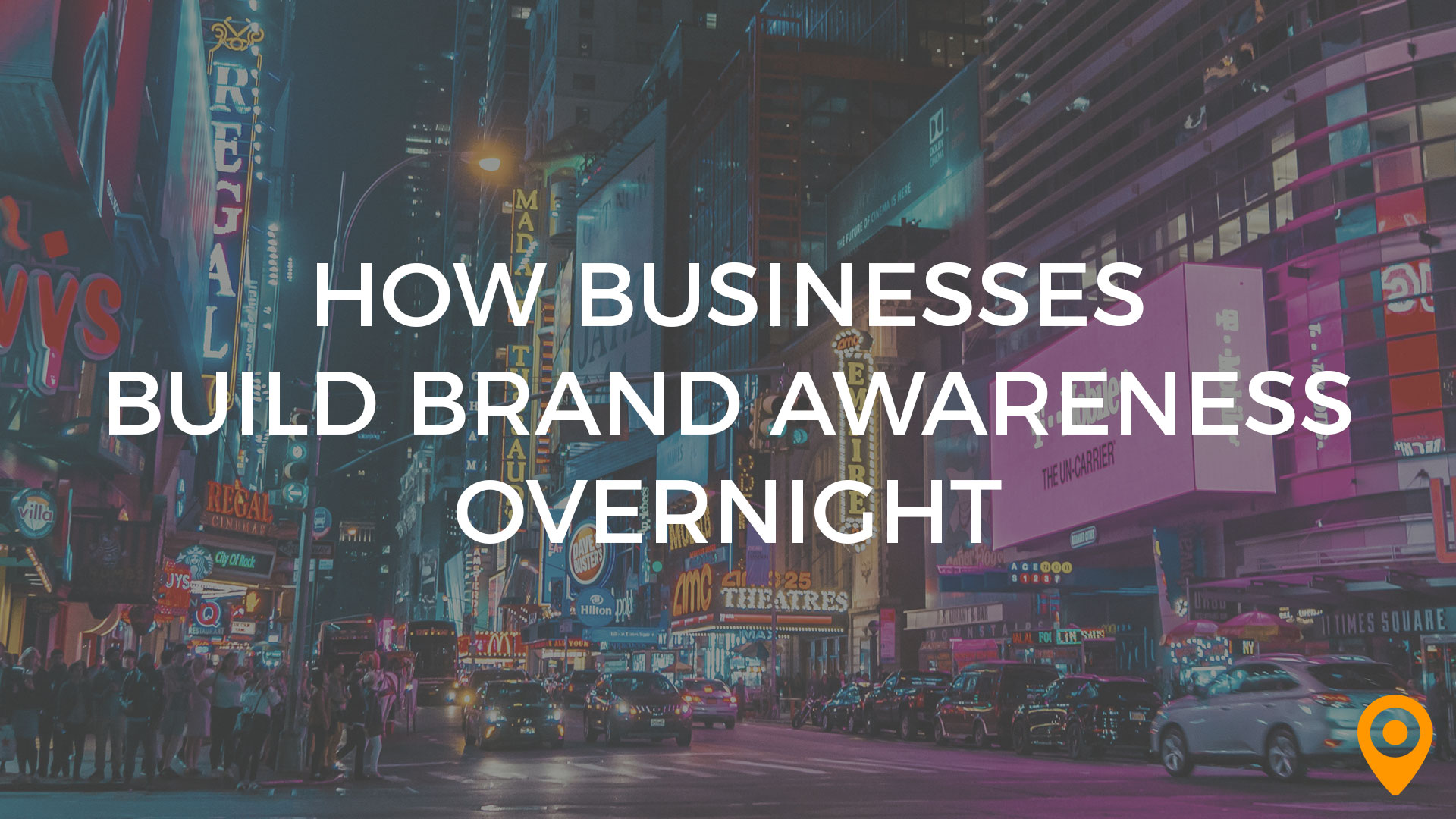brand awareness banner