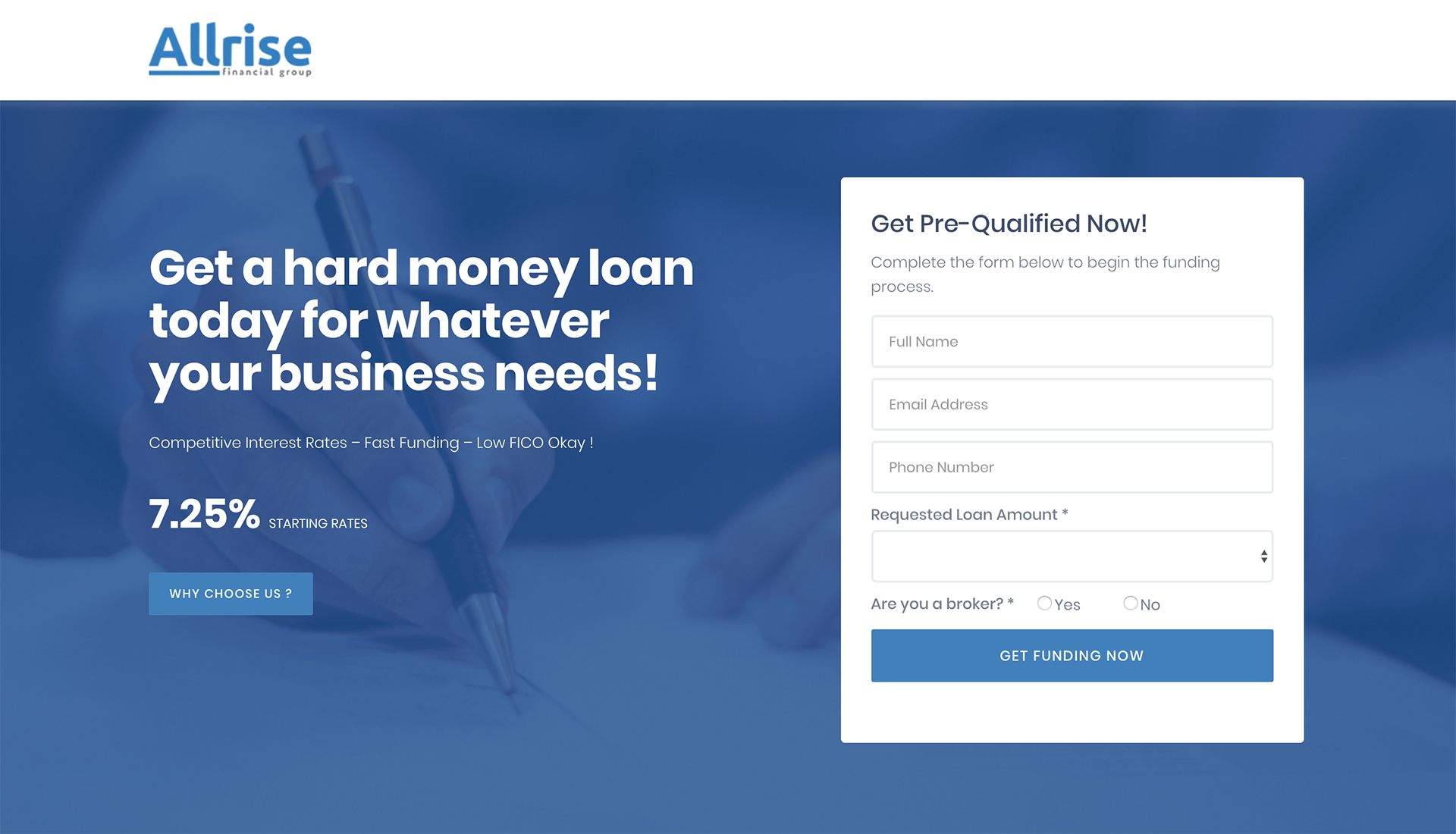 small biz loan