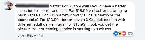 Netflix example