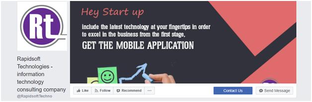 Rapidsoft Technologies – Mobile App Development