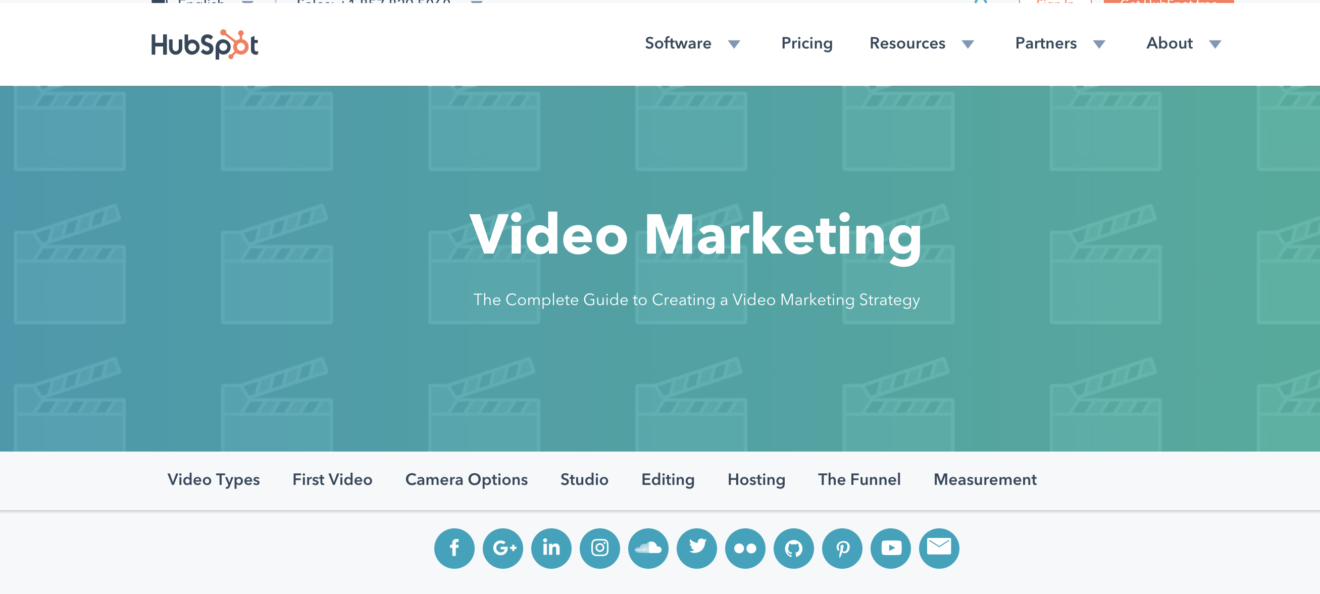 hubspot video marketing