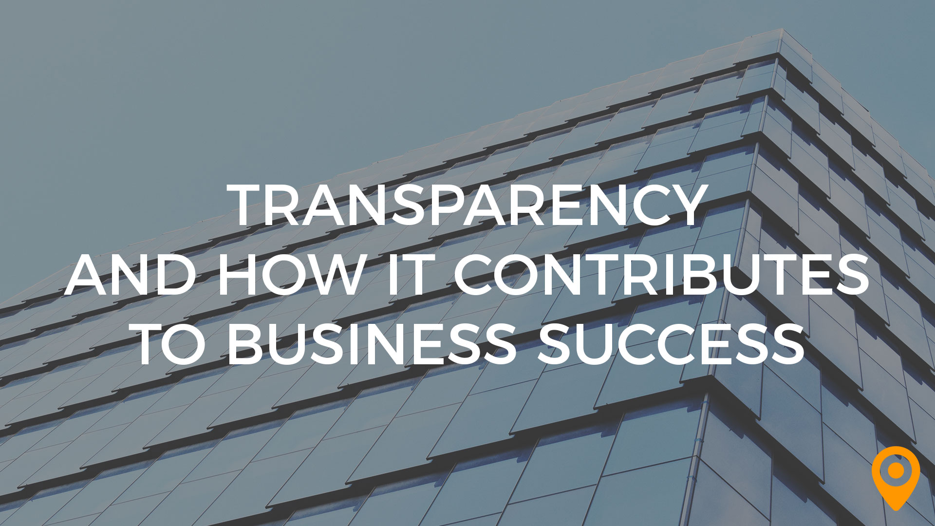 transparency business success