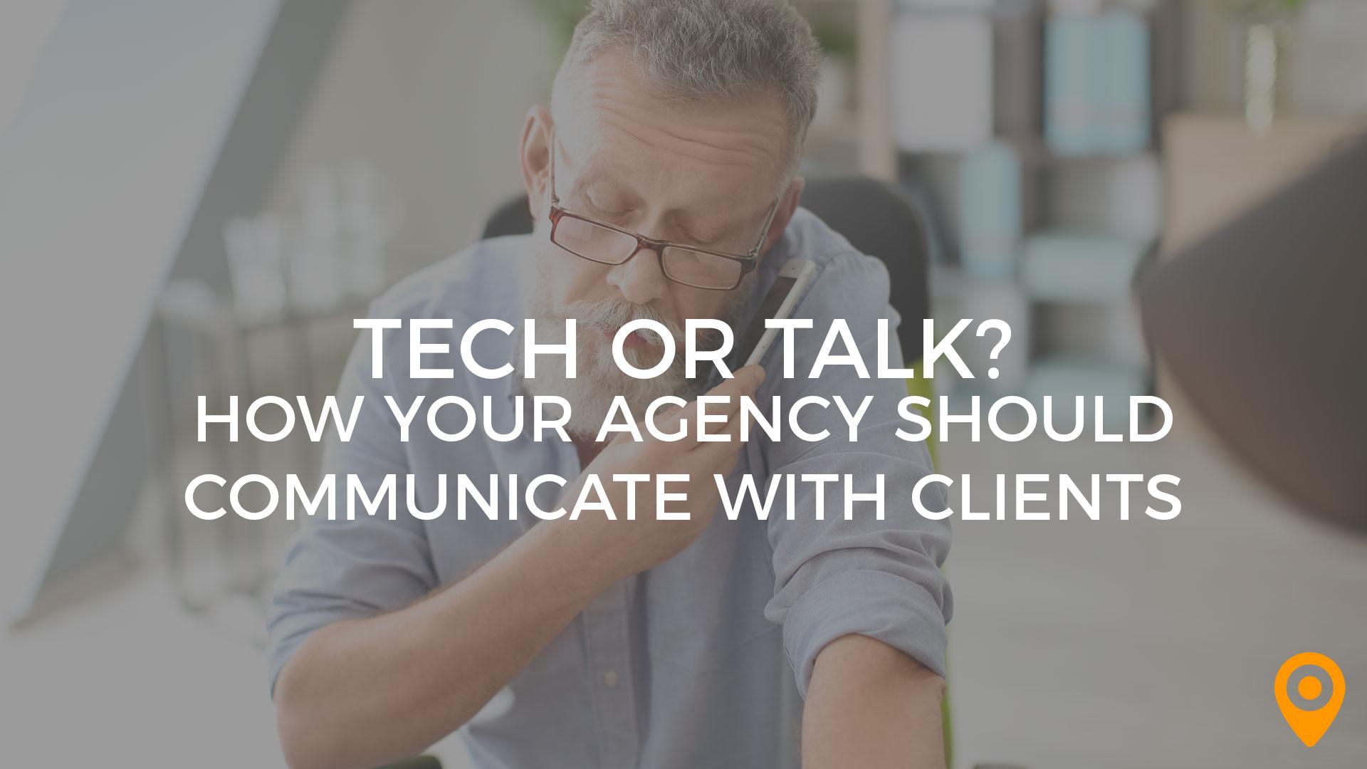 tech or talk