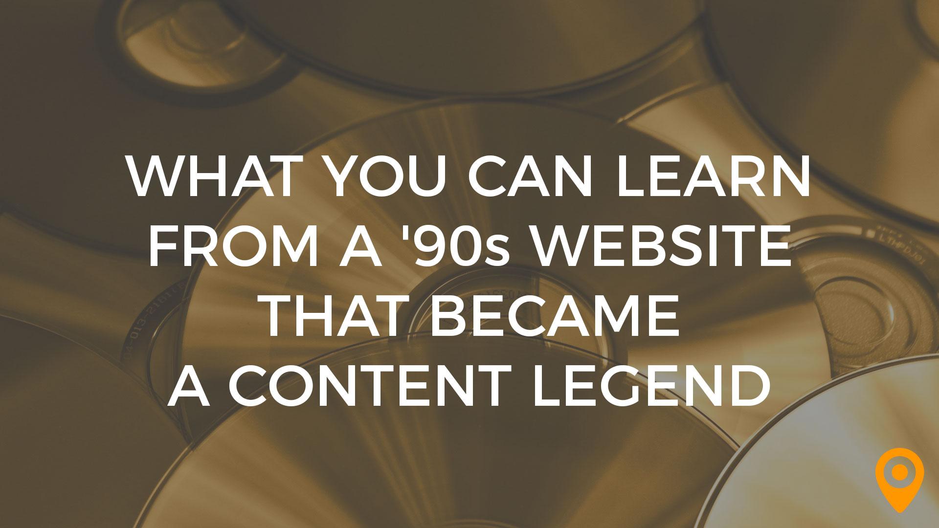 90s content legend