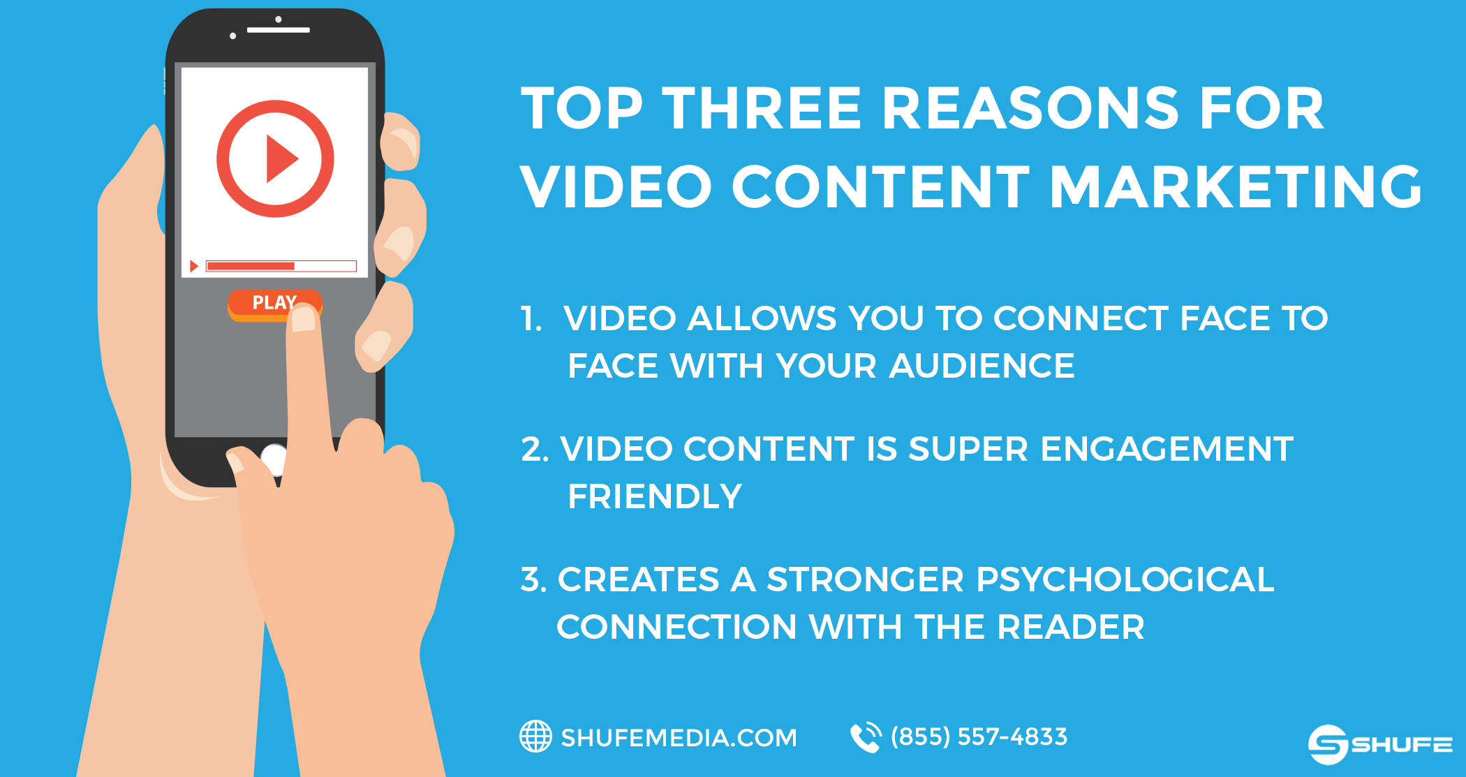 3 video marketing strategies