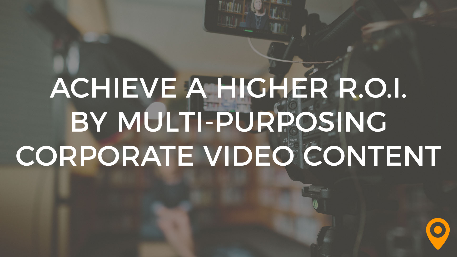 Corporate Video Content Banner
