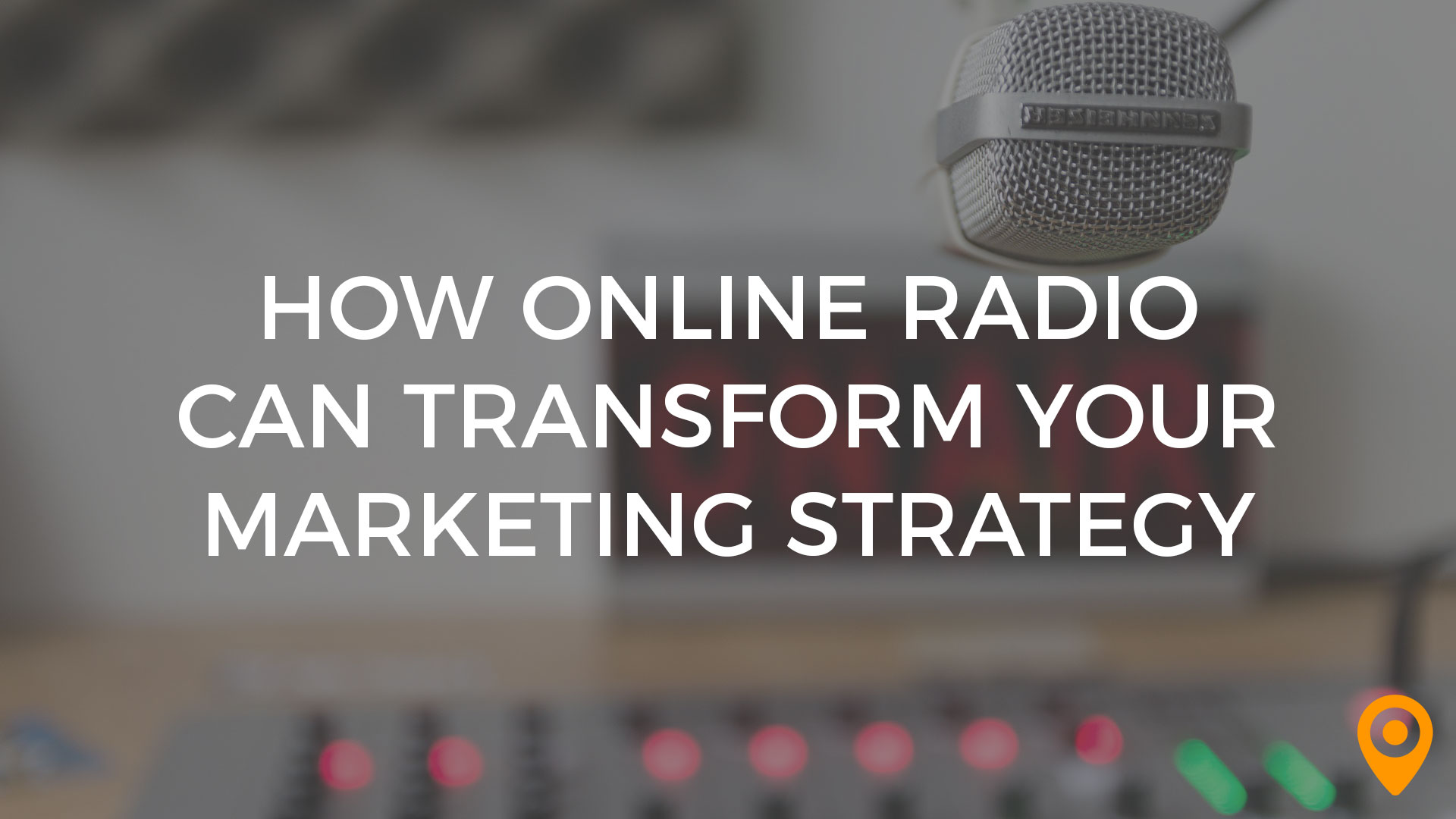 online radio marketing strategy