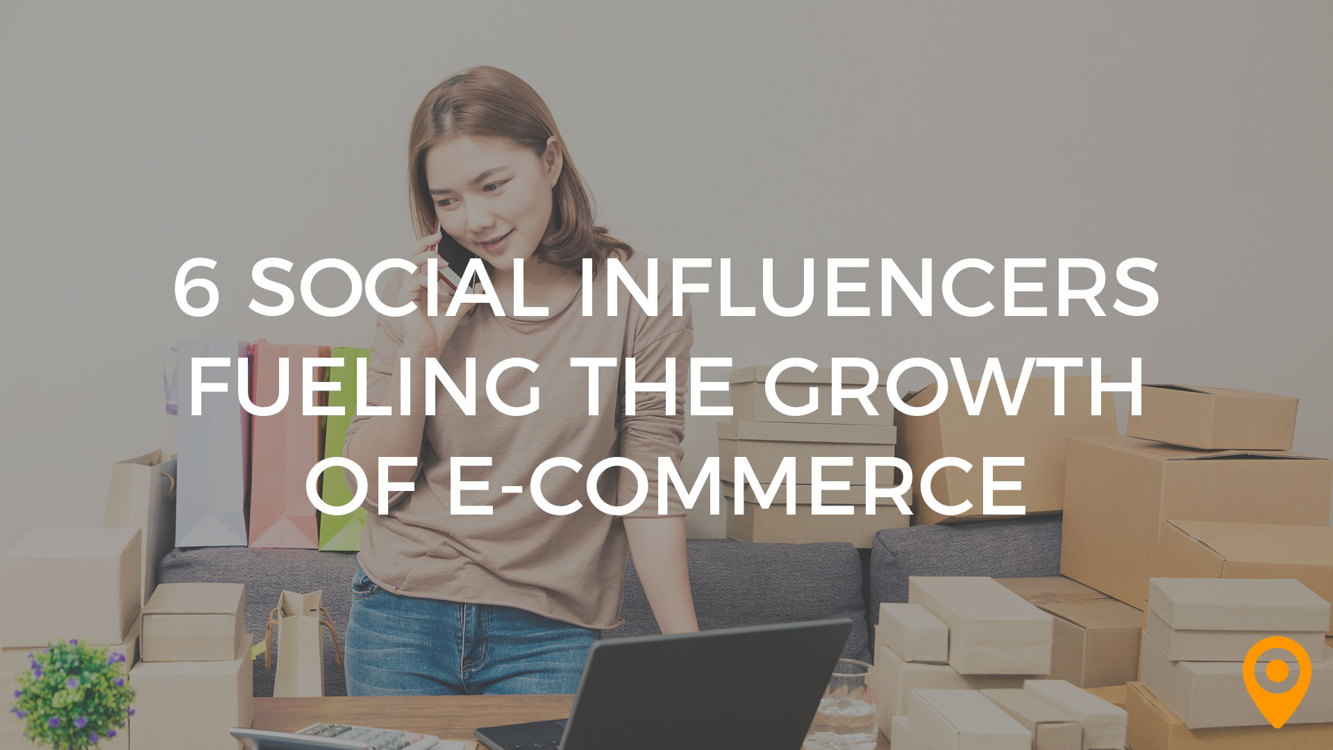 e-commerce social influencers