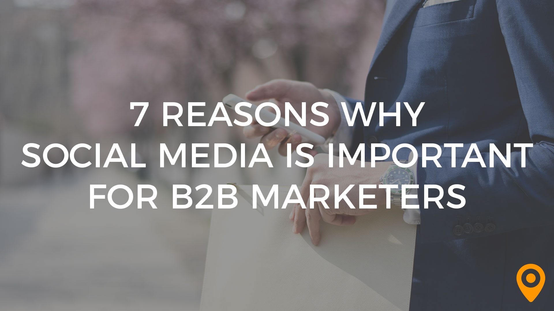 Social Media for B2B Marketers
