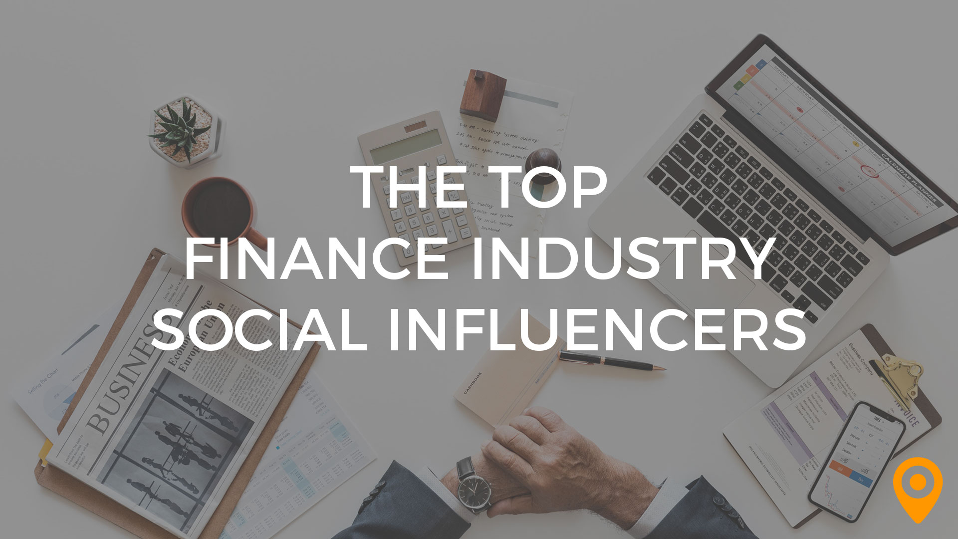 Top Finance Industry Social Influencers