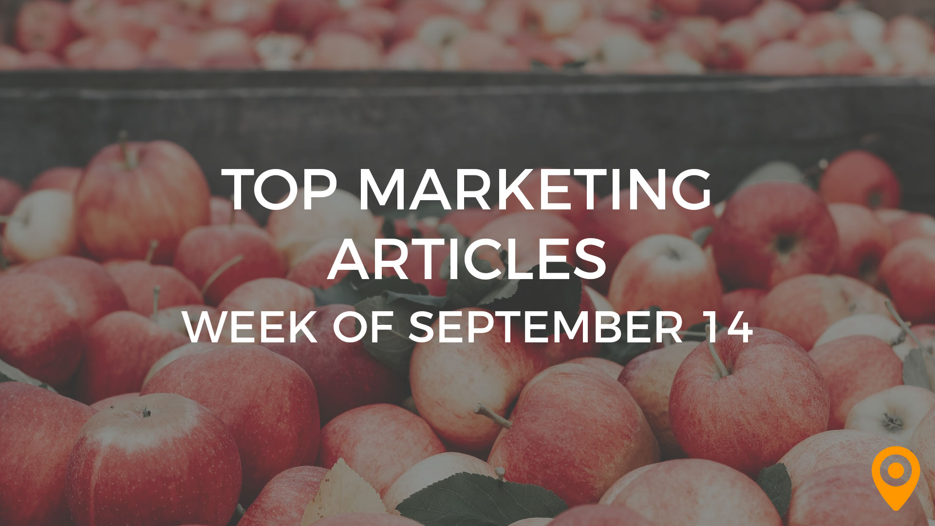 Top Marketing Articles - Sept 14