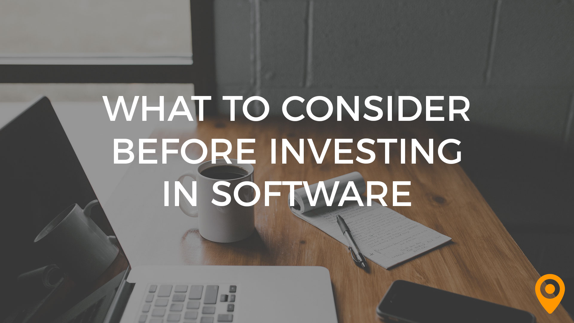 What to Consider Before Buying Software