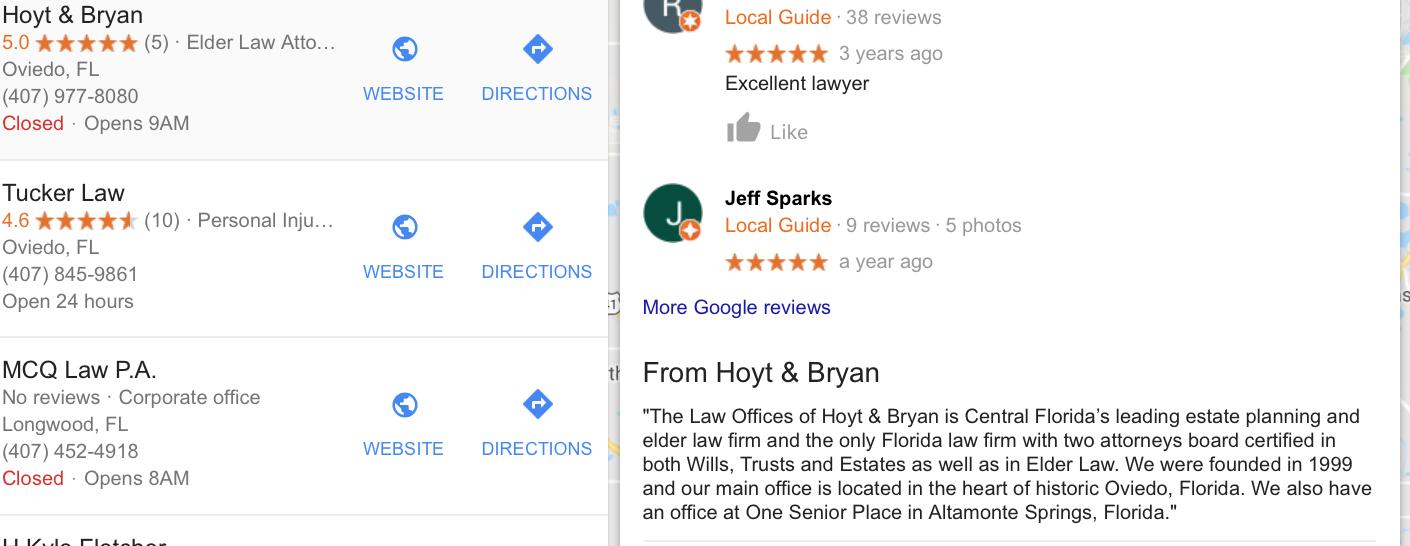 Hoyt & Bryan Example