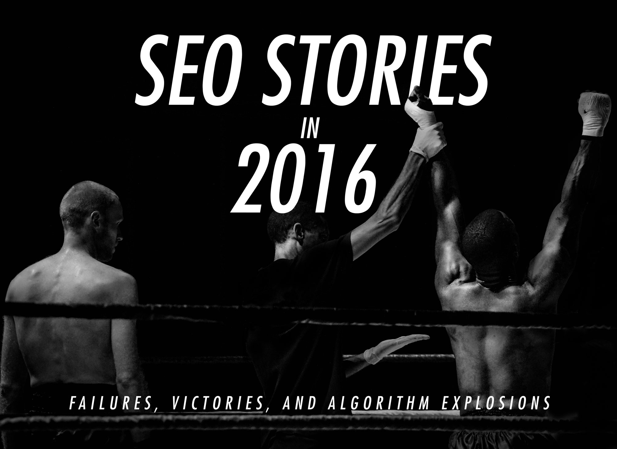 seo stories from 2016